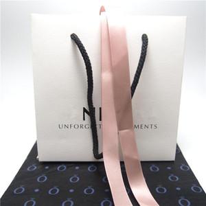 Упаковка картонной Бумажный мешок 10 Стилей для Pandora кольца серьги Шарма бисера мотаться Мода ювелирных изделий ценности вашего продукта