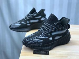 2020 Nuevo hombre de All Star de los zapatos corrientes 3M estático V3 Kanye West zapatos V6 Amarillo Blanco Negro Deportes Seankers diseñador de los hombres Des Chaussures 2019