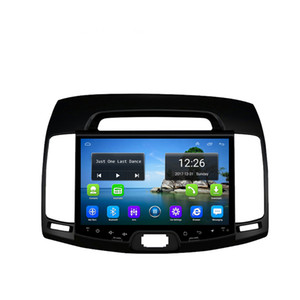 Android 4G LTE HD 1080P excellent car bluetooth multi-touch screen high quality radio for Hyundai elantra avante 2007-2011 10.1inch