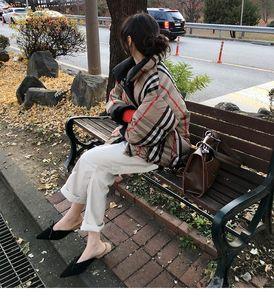 2020 nuova giacca a doppia faccia in giù per abbigliamento in cotone shortbread stile delle donne ispessita versione coreana di tendenza cappotto di modo allentato