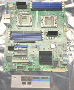 материнская плата сервера S2400SC тестирование работает