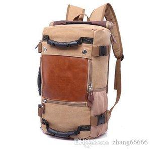 Crazy2019 Stylish Travel Large Capacity Backpack Male Luggage Shoulder Bag Computer Backpacking Men Functional Versatile Bags