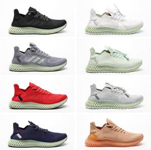 SNS Sneakersnstuff Konsorsiyumu ZX 4000 4D Runner Fatura erkekler kadınlara ayakkabı Futurecraft Runner Fatura sneaker 39-45 çalıştıran rahat ayakkabı yazdır 4d x