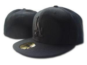 Top Fashion Mens' Baseball NY LA Fitted Hats Women's Sport Rockstar full Closed on field caps