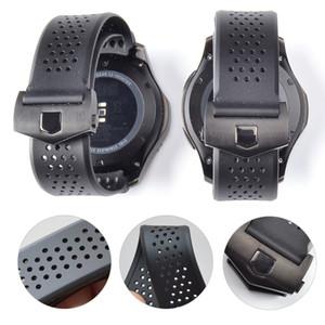 20mm 22mm Silicone sportivo in gomma per Samsung Gear Galaxy S3 Frontier Classic Cinturino impermeabile Cinturino con estremità curva Uomo T190620