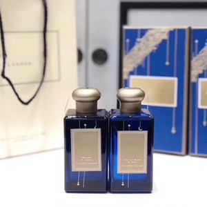 Perfume for women Spray Blue Bottle Star Romantic 100ml Eau de Cologne best quality and fast free shipping