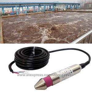 Piezo direnci Dağınık Nehir veya Göl veya Atık Su Arıtma ve Zayıf Aşındırıcı Sıvı için Yaygın Silikon Seviye Transmitteri