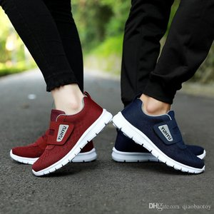 2018 NEW fashion leather casual shoes Women Designer sneakers men shoes genuine leather fashion Mixed color with box 0019