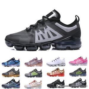 Nike Air Max Vapormax 2019 airmax TN Artı Tn 3 Nesil PRM Miras Ve Yenilik BlackGold Kireç Patlama Siyah Beyaz Patlama Sarı Erkek Kadın Tasarımcı Sneakers