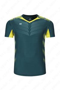2019 ventas calientes impresiones en color de secado rápido coincidentes de primera calidad no descolorado jerseys906796789678534 de fútbol