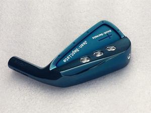 Jean Baptiste St. Germain Iron Set Blue Golf Forged Irons Jean Baptiste Golf Clubs 4-9P eixo de aço com tampa da cabeça