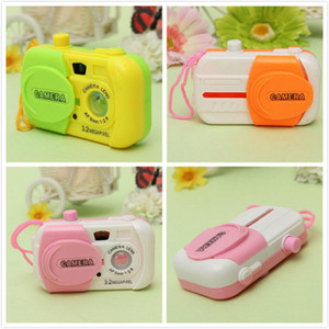 Kids Children Baby Educational Toys Study Learning Camera Take Photo Animal Learning Gift Random Color