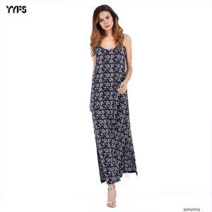 womens designer backless seaside bohemian holiday beach vest skirt large size summer dress womenLQT3 ZEIO