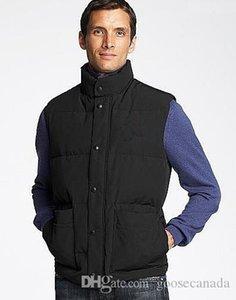 Veste canadienne marque hiver veste pour hommes Homme FreeStyle Gilet Canada Gilet Vest vers le bas Jassen Expedition Parka Chaquetas-vêtement