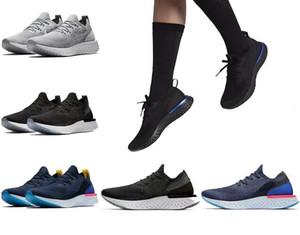 ashion Erkek Belçika Siyah Oreo scarpe Yeni Yaz açık atletik spor adamı Sneakers online satış womens Koşu Ayakkabı örme React