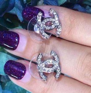 2020 G luxo designer de jóias mulheres brincos de contas strass designer de jóias para prom noite mostram brincos a5216 alta qualidade