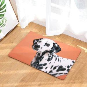 2020 New Dog Imprimir Tapetes anti-derrapante Cozinha Tapetes para Home Sala Pavimento Mats 40x60cm