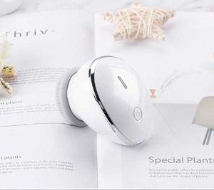 Silicone portatile alla moda Face Wash Maschera Spazzola impermeabile Deep Clean Detergente Viso strumento elettrico Viso Scrubbers