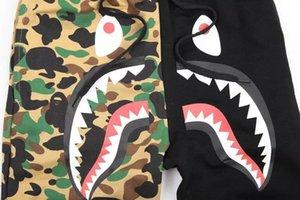 New Fashion Camouflage Printing APE Pants HIP HOP Justin Bieber Men's Five Points Shorts FOR MEN WOMEN Cotton Pants CHEAP SALE