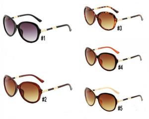 Top Quality Brand Lunettes de soleil Designer de mode Lunettes de soleil Designer Eyewear Pour hommes Femmes lunettes de soleil nouvelles lunettes