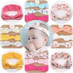 Baby Headbands Big Bow Knot Toddler Turban Solid Color Head Band Large Hair Bows Headwrap Adjustable Head Wrap Baby Hair Accessories