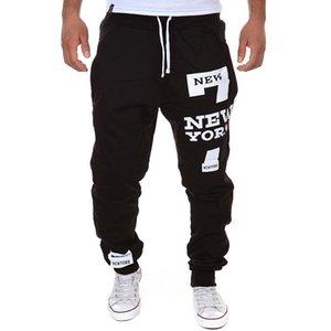 Pantalons vierten Hommes pantalons de Jeunesse nouveau décontracté amplias pantalons élastique de explosión de deporte Figura 7 impresión