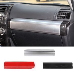 Painel de guarnição Co-Pilot Decoração Automotive Interior etiquetas para Toyota 4Runner 2010+ Car Styling Car Acessórios Interior