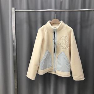 Новый Северный осень женщины зимняя куртка мягкий флис куртки большой карман меховое пальто мода повседневная Марка дамы лыж вниз теплые пальто женская одежда