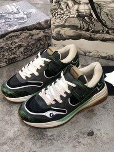 los zapatos del diseñador de moda nueva Ultrapace la zapatilla de deporte para las mujeres as de la zapatilla de deporte de diseño con zapatos casuales de gamuza con la mejor calidad para la venta