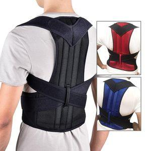 Correzione postura della postura posteriore con Back jiao n'asakii dai Strap Strengthen Ortesi Support Correzione della dorsale della cintura fissa