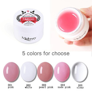 15g Builder Nails Gel Finger Nail Extension UV LED Gel Nail Manicure Cover Soak Off Extend Jelly Poly Polish Builder