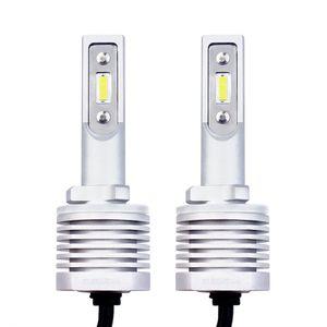 Auto led headlight H1 H3 880 881 H7 H11 9005 9006 DC9V-32V Car bulbs IP65 LED car headlight