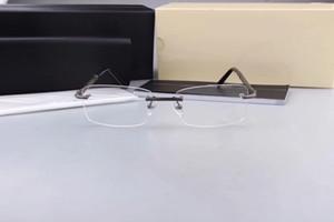 Nouveau cadre de lunettes MB lunettes lunettes de cadre pour cadre Hommes Femmes Myopie lunettes lentille claire avec le cas original