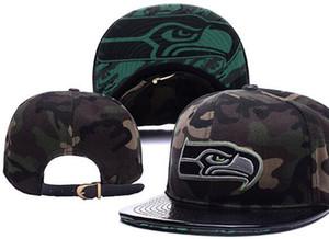 Горячая Продажа Сиэтл Cap Америка моря Спорт Snapback Всех команд бейсбол футбол Шляпа Hip Hop Snapbacks Cap дисконтного Регулируемого спорт шлем 00