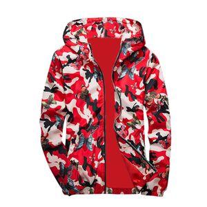 JAYCOSIN Camisas Dos Homens Queda Casacos de Inverno de Manga Longa Quente de Alta Qualidade Tops Camisas Por Atacado Camuflagem Borboleta Impressão Esportes