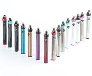Spinner III S 510 Vape batería cigarrillos e Vape Pen Pen Baterías vaporizador de la batería 1600mAh USB de tensión ajustable puerto E Cig batería