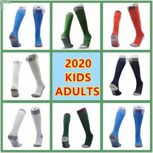 adultos + crianças 2020 desportivas criança 2021 European Cup Bélgica Irlanda Alemanha norte da Espanha Japão Itália de futebol meias meias meias de futebol