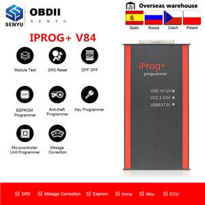 Full IPROG Pro 2019 ECU Key Programmer Iprog Plus V84 IMMO Odometer Mileage Correction Airbag Reset PK DIGIPROG 3 Carprog Tango