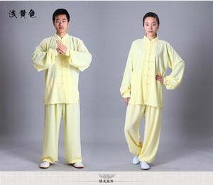 Yeni Tenue Kung Fu Wushu Giyim Shaolin Suit Kungfu Üniforma Geleneksel Çin Elbise Erkekler Martial Art Ejderha Giyim Kadın Uomo