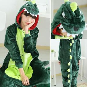 Flanella Kigurumi Onesies dinosauro a adulti Spyro the dragon donne pigiama dinosauro complessivi intero Onepiece Animal Pigiama