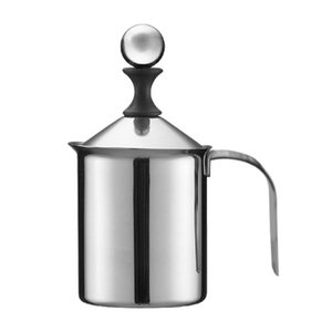 400 800ML Stainless Steel Milk Frother Cup Coffee Cappuccino Latte Foamer Tool