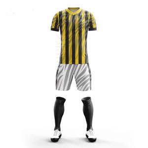 şort Daimi kaleci kümesi yetişkin kişilik futbol forması uzun kollu erkek çocuk futbol antrenman üniforma özelleştirme