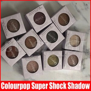 Colorpop Super Shock Shadows multi-colors Single Shadows 10 different colors Eye Shadow maquiagem Eyeshadow