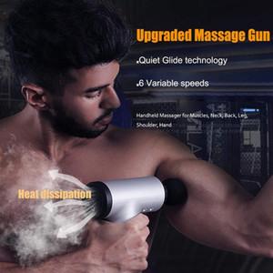 MuskelMassager Management Training Körper Entspannung Fascia Muscle Gun Integrierte Sport Fitnessgeräte dropship