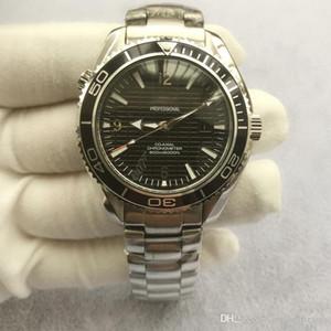 2019 Hot sale men watch Melhor Edição de Velocidade movimento automático Sea Designer Watch pulseira de aço Inoxidável Profissional Diver mens watch