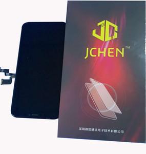 Jchen مستقرة OEM شاشات الهاتف الخليوي استبدال شاشات الكريستال السائل لiphoneX لوحة الكريستال السائل لفون X شاشة التحويل الرقمي