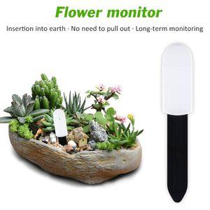 Globale Version Blumen-Monitor Gartenpflanzen Gross Wasser Boden Nährstoff Smart-Digital-Erkennung HHCC Flora Tester Sensor