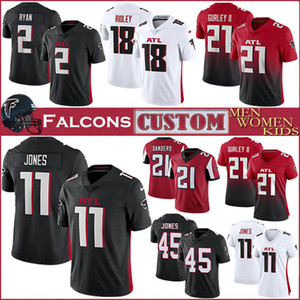 21 Todd Gurley II 11 Julio Jones Atlanta