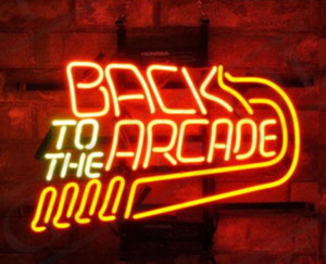 نيو ستار النيون مصنع 17x14 بوصة ريال زجاج ضوء النيون لالبيرة بار حانة كراج غرفة العودة إلى مركز الألعاب.