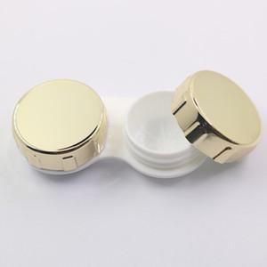 2020 Livraison gratuite Hidrocor Contact Lens Box Colored Contact Boîte Lunettes Case cosmétiques Eye Enhancer Ensemble même qu'avant